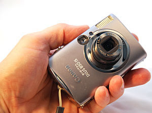 Canon Ixus 850IS Camera Review - Part 2/3 (73%)