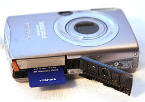 Canon Ixus 850IS Camera Review - Part 3/3 (73%)
