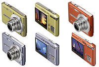 EX-600 Wafer Thin Digital Camera Announced By CASIO