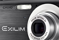Casio Exilim Zoom EX-Z70 Announced