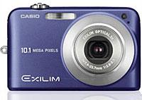 Casio Announces EXILIM Zoom EX-Z1050 and EX-Z75