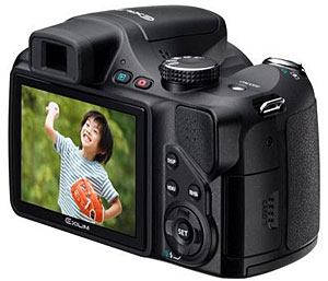 Casio Exilim EX–FH20 Digicam Packs 1000fps High–Speed Video Mode