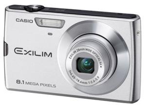 Casio Exilim Zoom EX-Z150 You-Tube Friendly Digicam