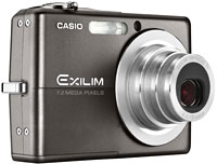 Casio Exilim Zoom EX-Z700 Announced