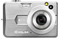 Exilim Zoom EX-Z850 Digital Camera From Casio