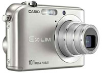 Exilim Zoom EX-Z1000: Casio's Ten Mpx Camera