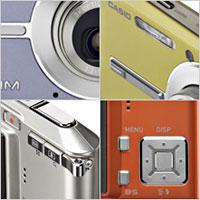Casio S600 Digital Camera Gets European Release