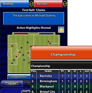 Championship Manager Football For iPhone
