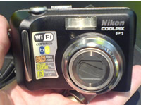 Nikon Coolpix P1 and Coolpix P2 Cameras Offer Wi-Fi: IFA