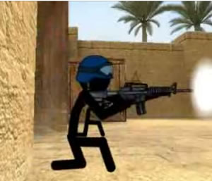 Counter Strike Rhythm Mashup Track: Video