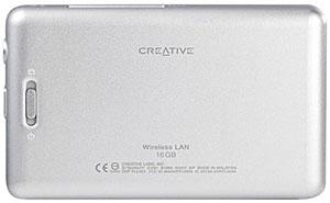 Creative Announce Zen X-Fi PMPs