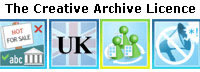 BBC Launches Creative Archive Licence