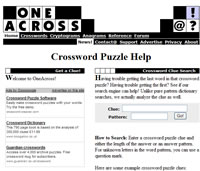 Online Tools To Help Solve Crosswords