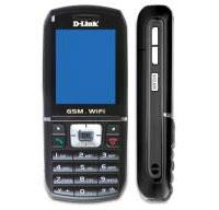 D-Link Announces Unlocked V-CLICK Dual-Mode GSM/Wi-Fi Mobile
