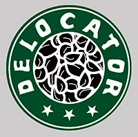 Avoid Corporate Coffee Chains With The Delocator