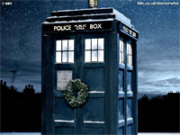 Dr Who TV Christmas Special Goes Interactive