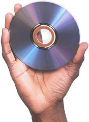 DVD With CSS To Be Burnt In Store, Then Home