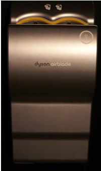 Dyson Airblade: Feels Like The Future