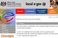 Pressure Builds For E-Service Take-Up Campaign