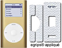 Egrips For Smartphones, iPods, PDAs And More
