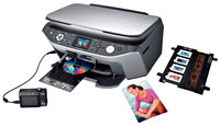 Epson RX640 Do-It-All Photo Centre Released