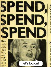 Spend! Spend! Spend! Brits Head Up Euro Online Shopping League