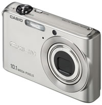 Casio Z1000 Review: First 10MP Consumer Compact (88%)
