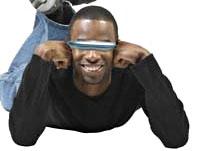 PDT Eye-Theatre Head-Mounted Multimedia Viewer