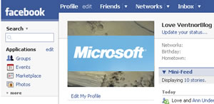 FaceBook Touches Microsoft For $240 Million