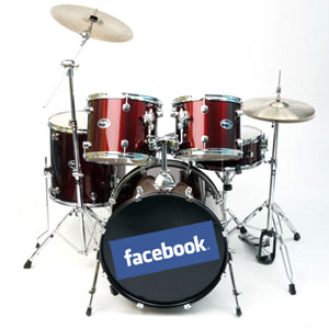 Facebook Boosts Music Service; MTV And MySpace Launch TV Show