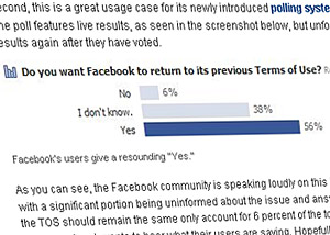 Facebook Revolt Sees Off Dodgy New TOS Clause