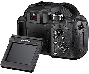 Fuji Finepix S100FS  Advanced Prosumer Digital Camera