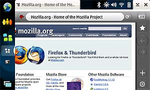 Mobile News: Firefox Mobile Hits Alpha, Blackberry App Centre