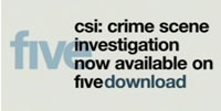 Five Download VoD Launches With CSI