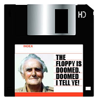 PC World Says Farewell To Floppy Disks