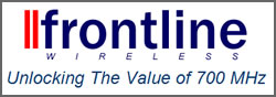 Frontline Wireless: US Analogue TV Spectrum Raising Much Interest