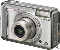 Fujifilm FinePix A700 Camera