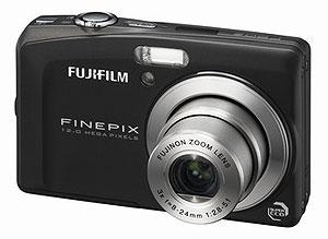 Fujifilm Announces Finepix J100, J110W, J120, J150W And F60fd Digicams