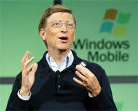 Gates: Mobile Phones To Overtake iPods