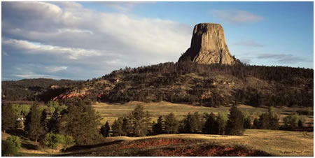 4 Gigapixel Picture: The Devil's Tower