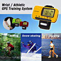 Globalsat GH-601/602 Wrist GPS For Sporty Types