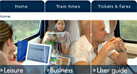 Full GNER Train Fleet Goes Wi-Fi