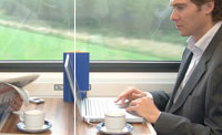 Full GNER Train Fleet Goes Wi-Fi