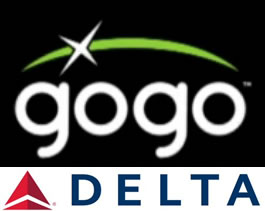GoGo WiFi Across All Delta Airlines Planes