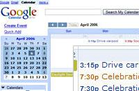 Google Launches Free Web Calendar