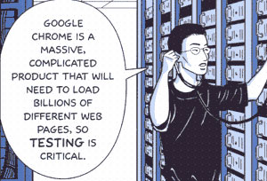 Google Attacks Browser Market With Its Own Chrome Browser
