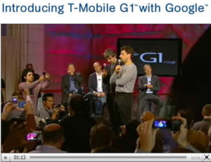 Google Fanboys At G1 Launch