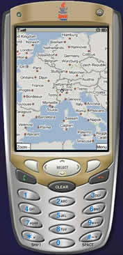 GLM on phone