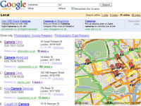 Google Introduces Local Search To Britain