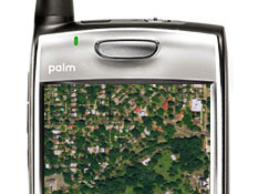 Google Maps For Palm Treo Review